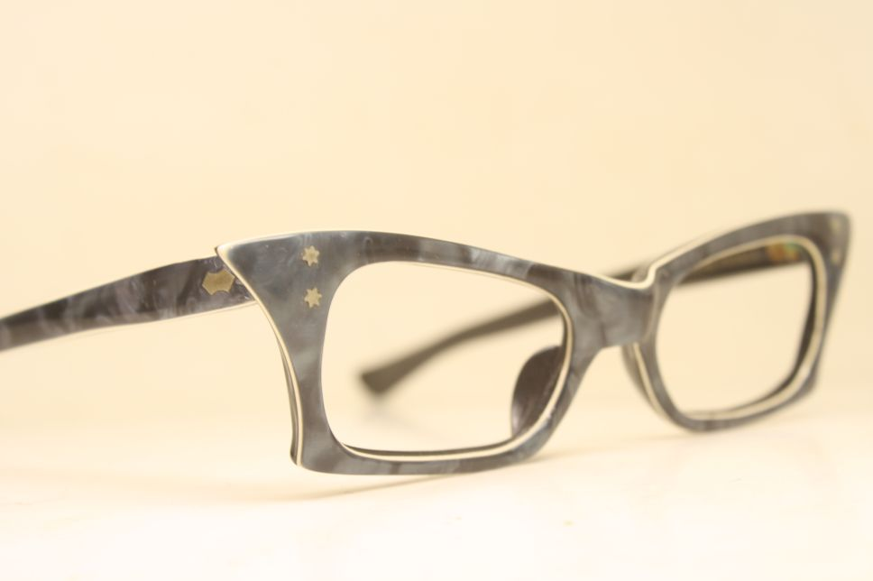 cat eye glasses vintage